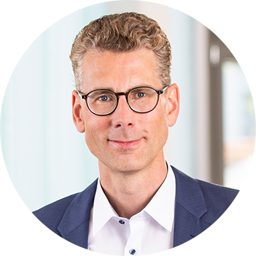 Hans-Dirk Düngen, PhD, MD, MBA, SCIRENT CEO and Scientific Director
